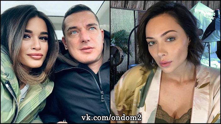 Настасье Самбурской пришлось объяснять, как у неё оказался телефон Курбана