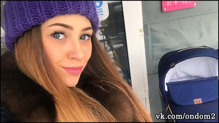 Алёна Савкина хотела выглядеть нарядной, но макияж получился деревенским, а укладка нелепой + фото