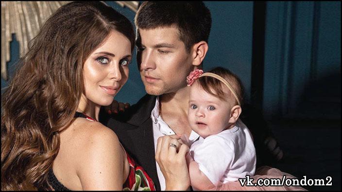 Рапунцель и Дима решают, с кем останется дочь после развода
