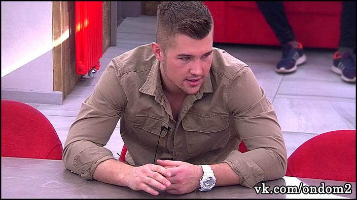 Девушка Ромы Гриценко расплакалась, когда встретила его мать
