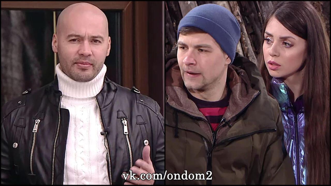 Черкасов опроверг горячие новости про Дмитренко и Ольгу Рапунцель