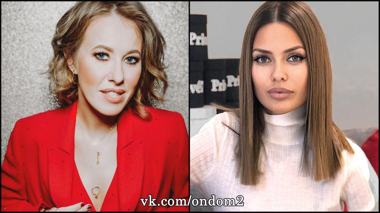 Виктория Боня неожиданно катком прошлась по Ксении Собчак