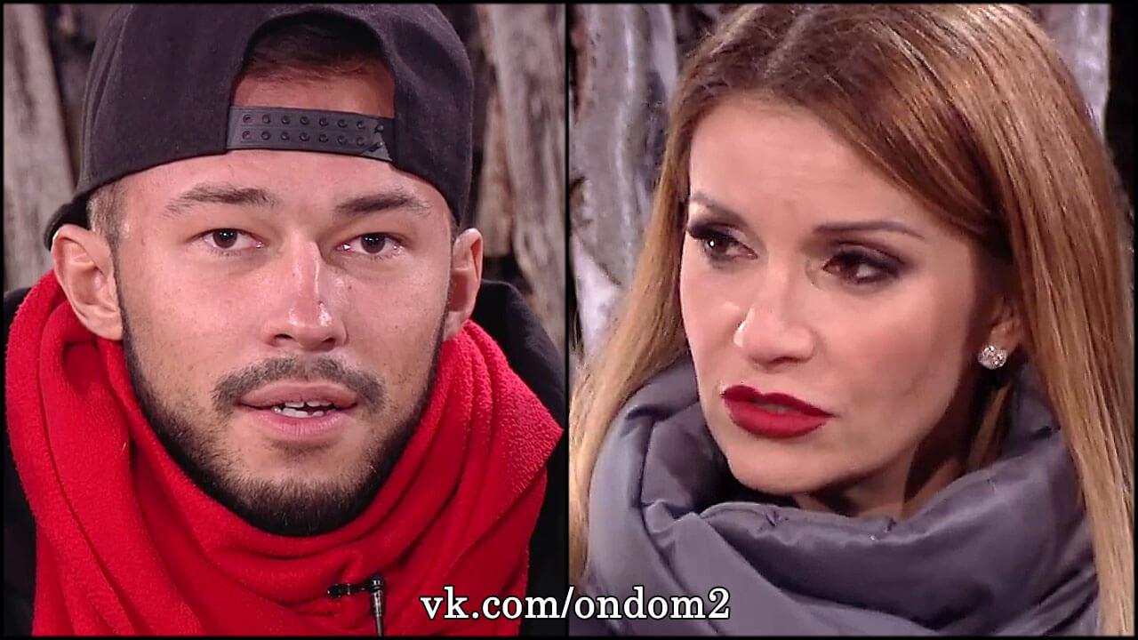 Саймон пожаловался Ольге Орловой, ведь его чуть не вырвало + видео