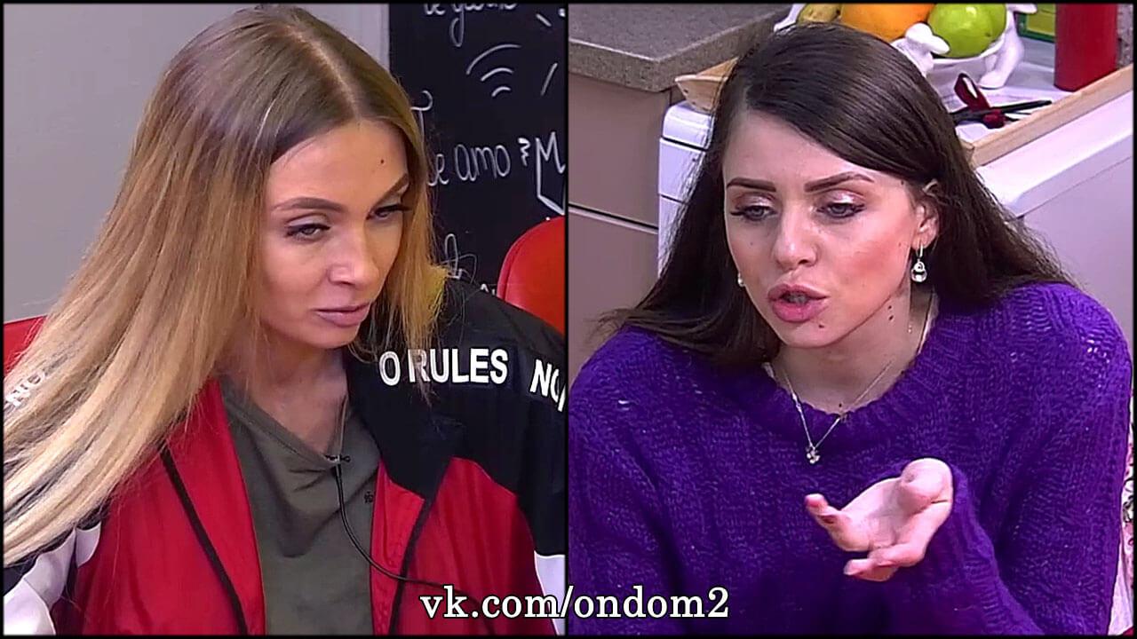 Все обсуждают драку, которую Рапунцель устроила с Ритой Ларченко