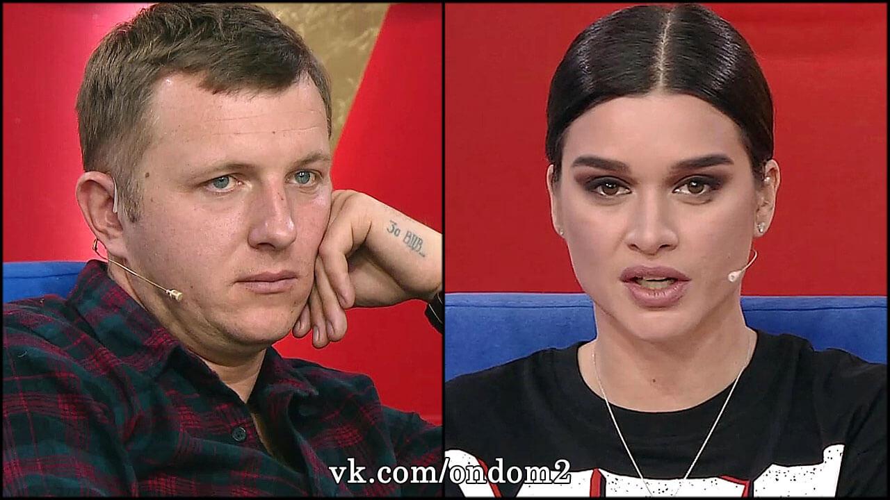 Илья Яббаров рыдал от слов Ксении Бородиной + видео