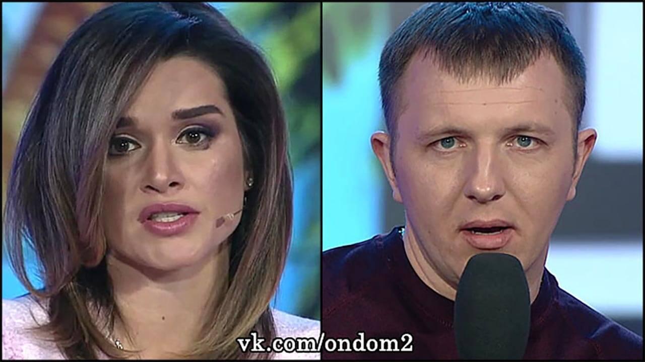 За скандальный эфир Яббарову снова досталось от Ксении Бородиной