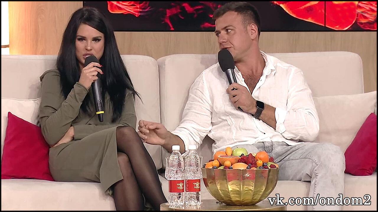 Едва Пинчук покинула дом 2, как в постели Валеры оказалась другая брюнетка + видео