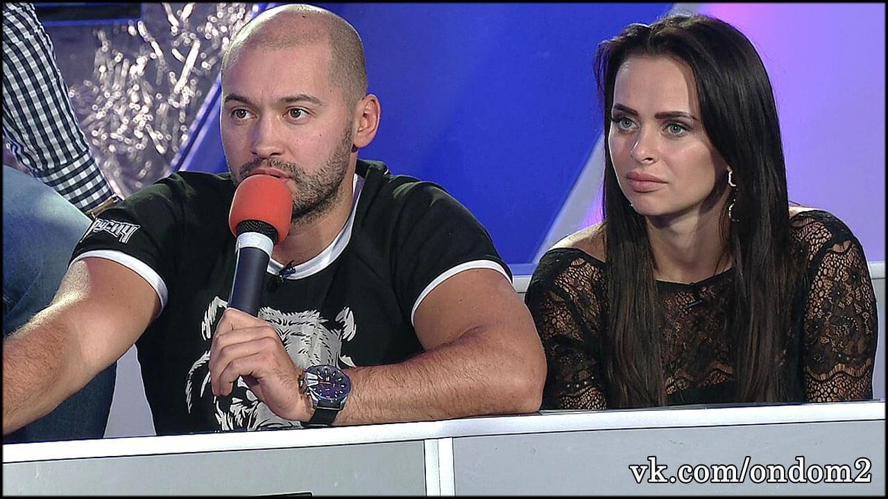 Вика Романец сгорает от зависти к молодой жене Андрея Черкасова