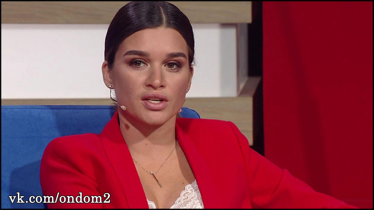 Ксения Бородина раскрыла второе имя своей старшей дочери