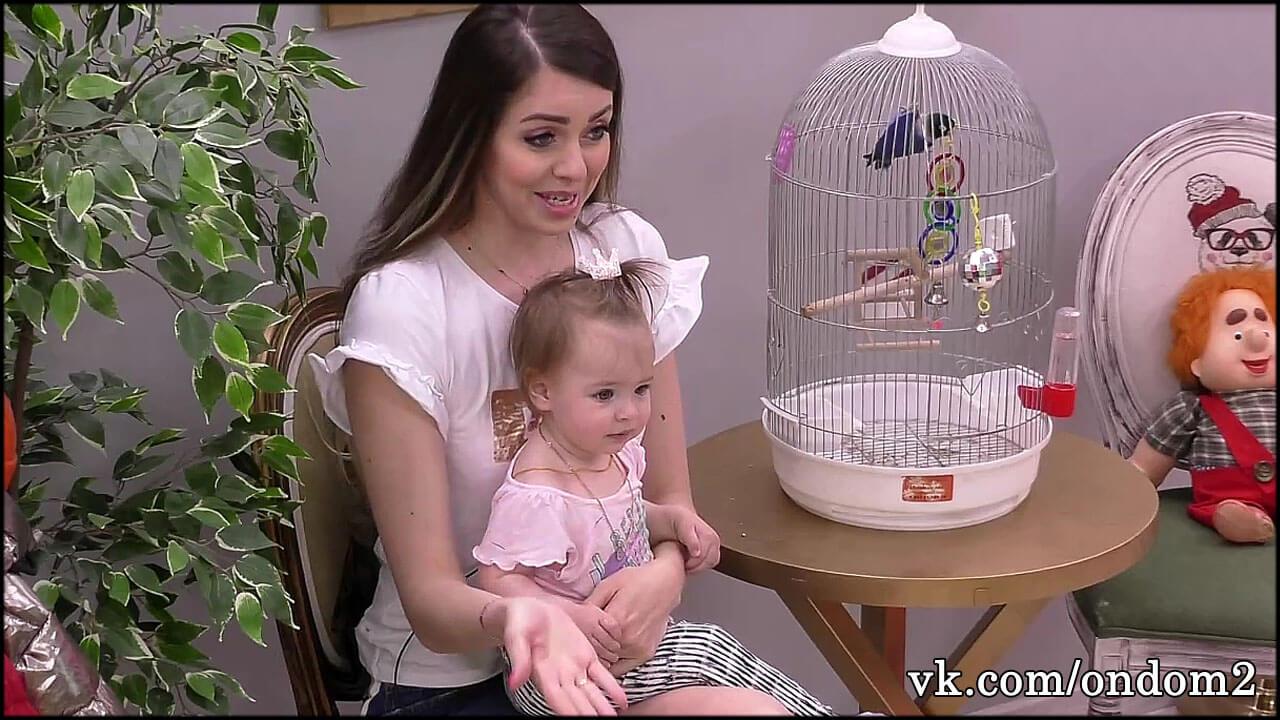 Ольга Рапунцель брезгует собственной дочерью