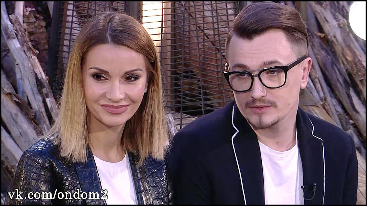 Влад Кадони не признался в сексе с Ольгой Орловой