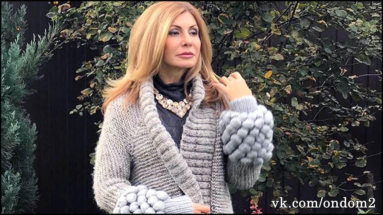 Ненормально похудевшая Ирина Агибалова выглядит больной + фото