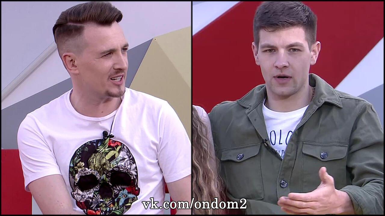 Психованный Дмитренко матом ответил Владу Кадони