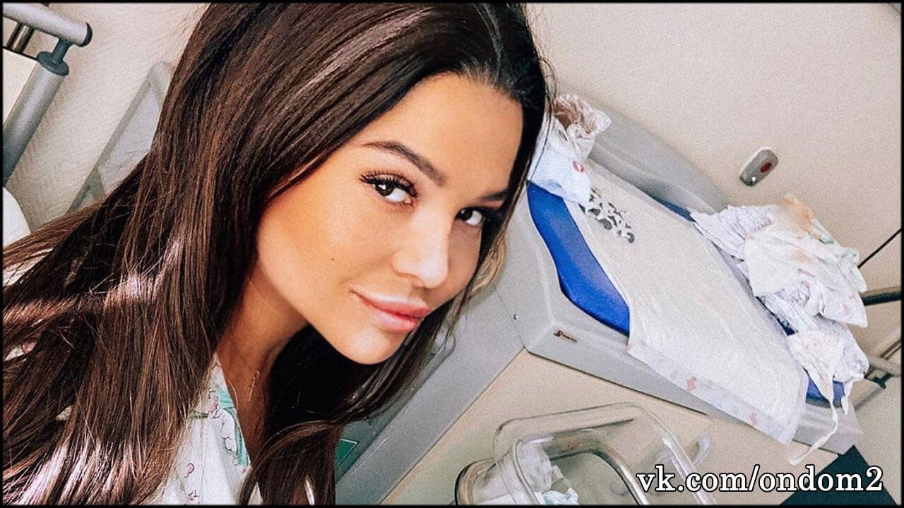 После родов Катя Колисниченко не думала, что будет столько весить