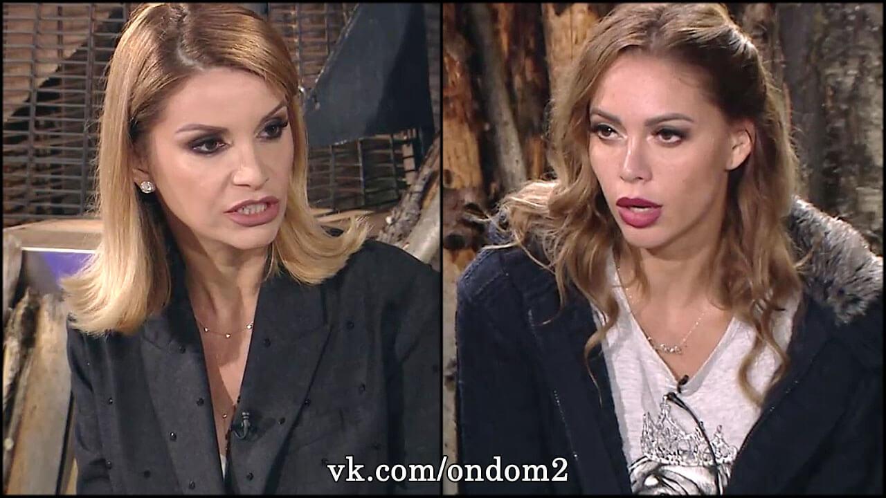 Дура! Орлова всё высказала в лицо Юле Белой + видео