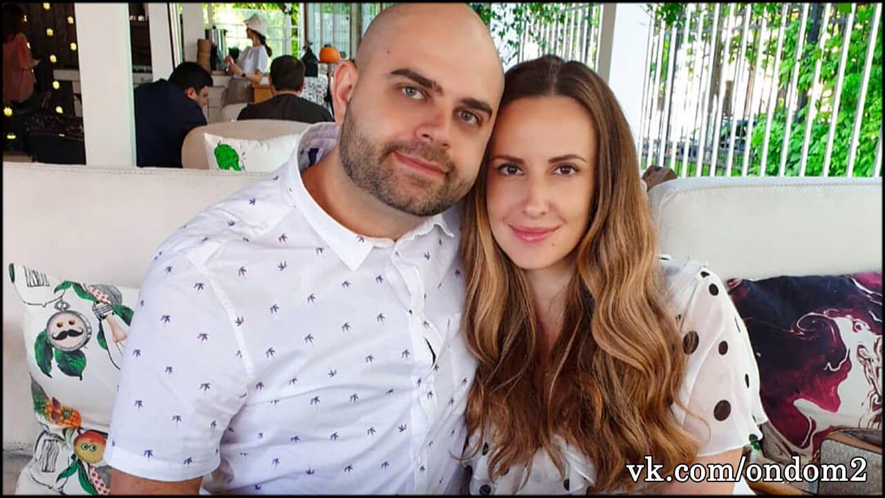 Опубликован снимок, где хорошо видно лицо новорождённого сына Ольги Гажиенко + фото