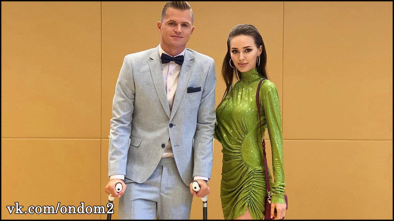 Дмитрий Тарасов намекнул Насте Костенко, что она подурнела после родов