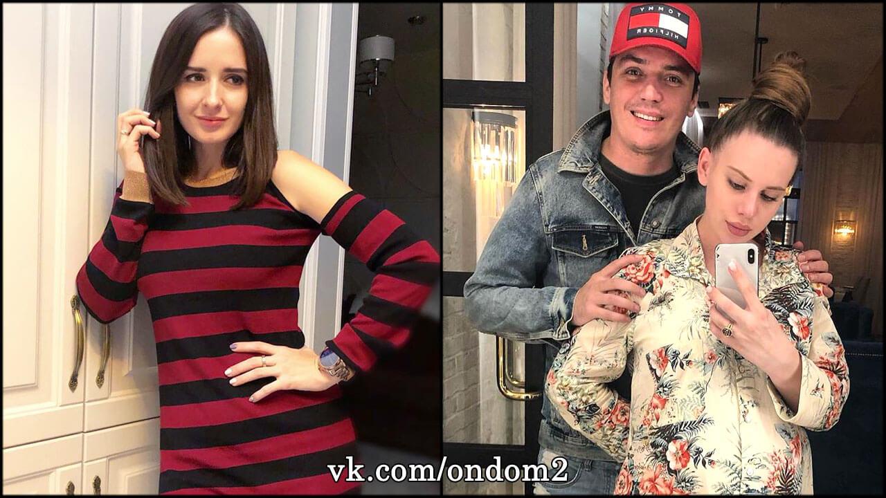Рита Марсо была в шоке, когда пыталась поздравить Кузина и Артёмову с рождением дочери