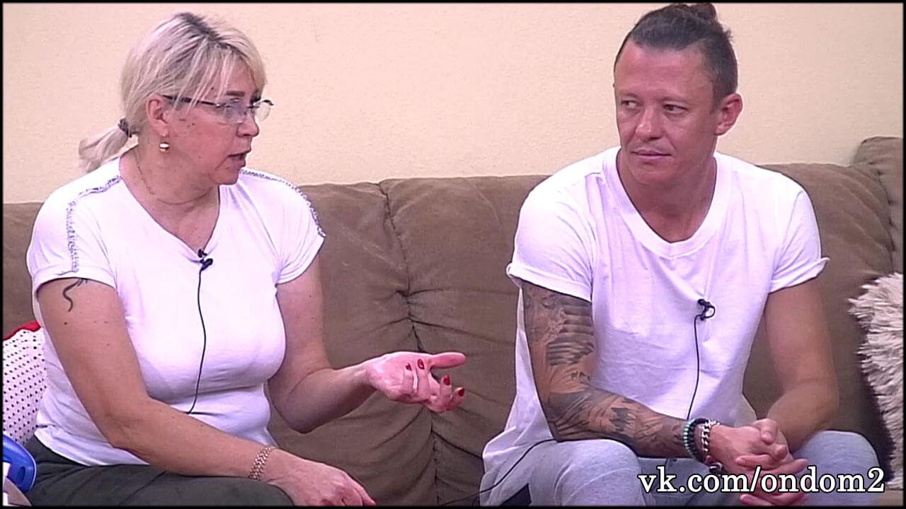 Татьяна Владимировна так разозлилась, что выгнала Романа Макеева из VIP-дома