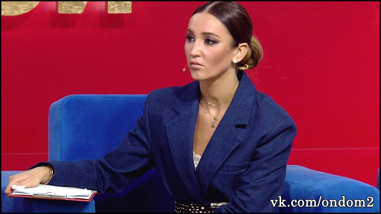 В эфире канала НТВ Ольгу Бузову обвинили в воровстве