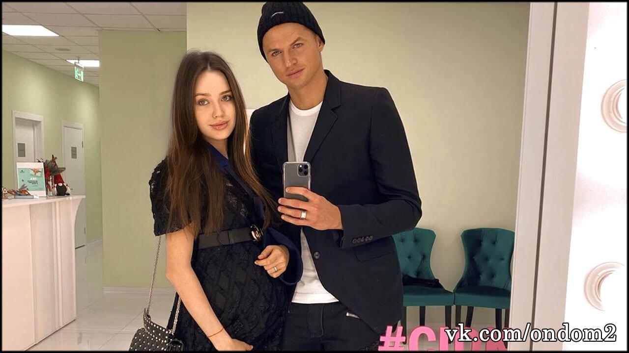 Тарасов ушёл в запой и вышвырнул беременную Костенко к её матери