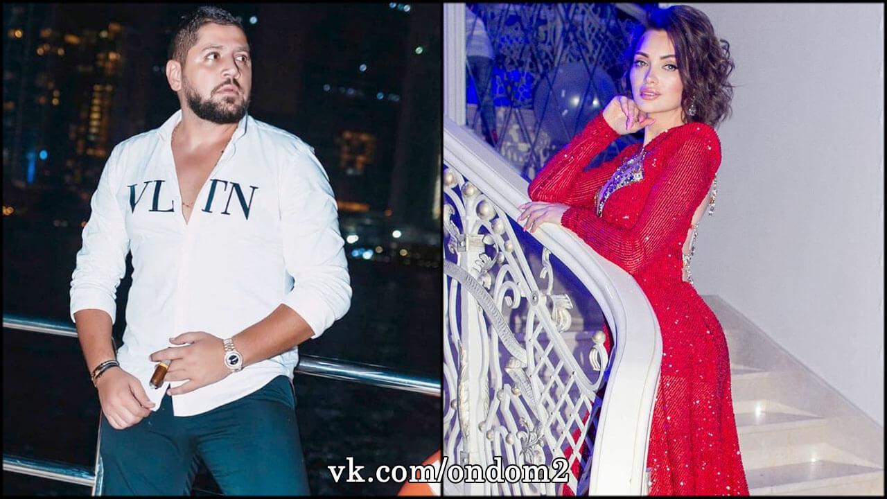 Феофилактова простила арабского любовника, увидев его новое фото