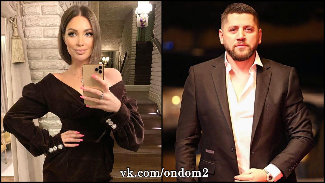 Любовник Феофилактовой в переписке с другой женщиной выслал фото своего достоинства