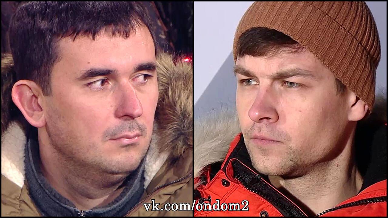 Первые кадры нападения Шабарина на Диму Дмитренко + видео