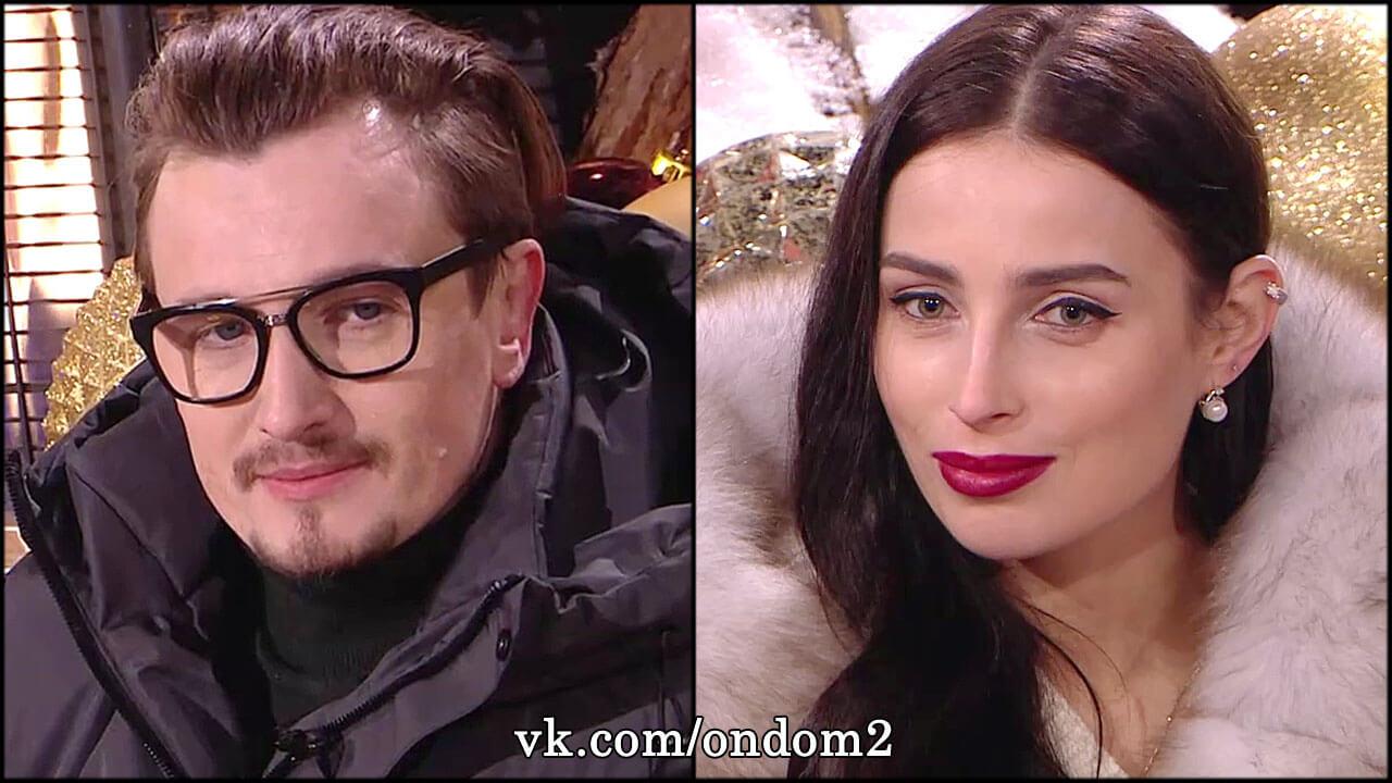 Ксения Шаповал получила первый подарок от Влада Кадони + видео
