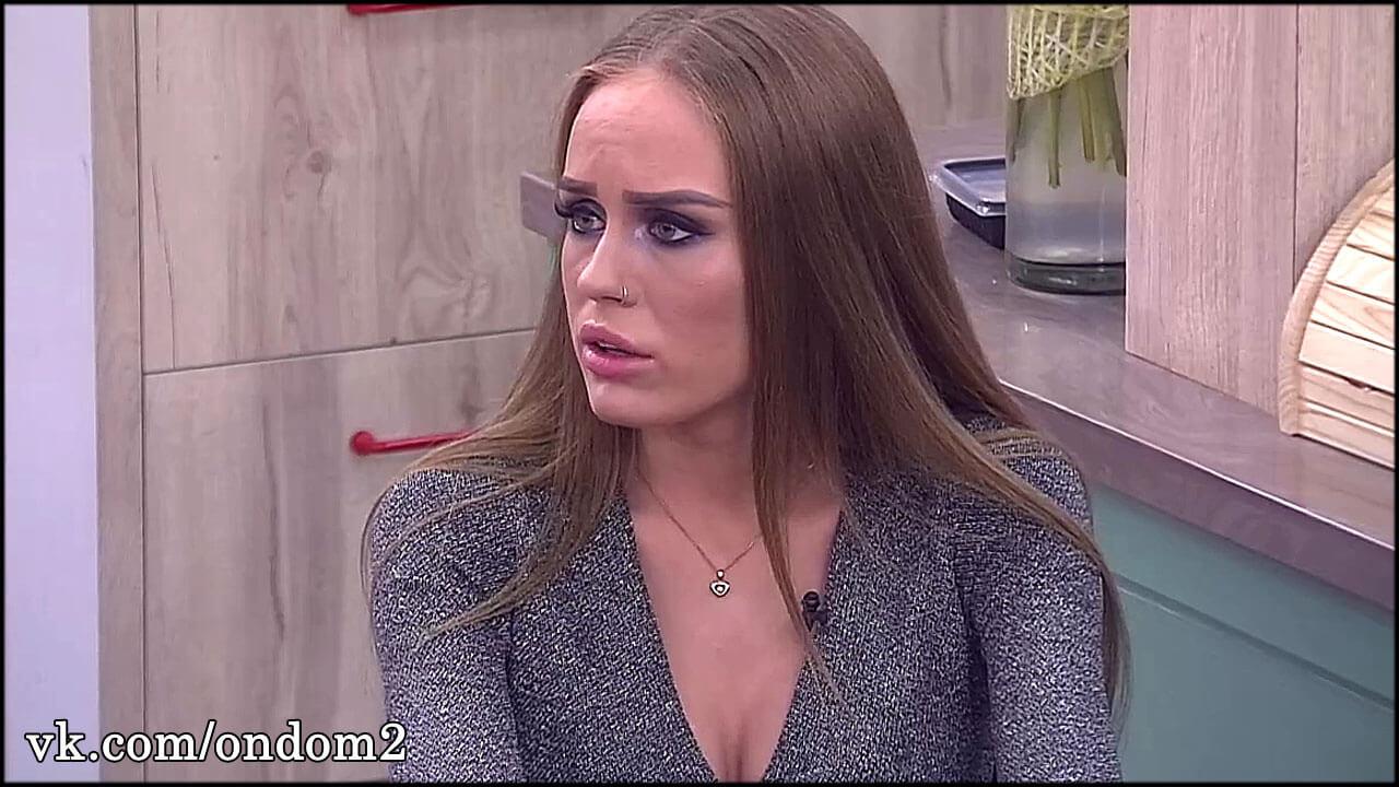 Милена Безбородова рыдает из-за произошедшего в её Инстаграме