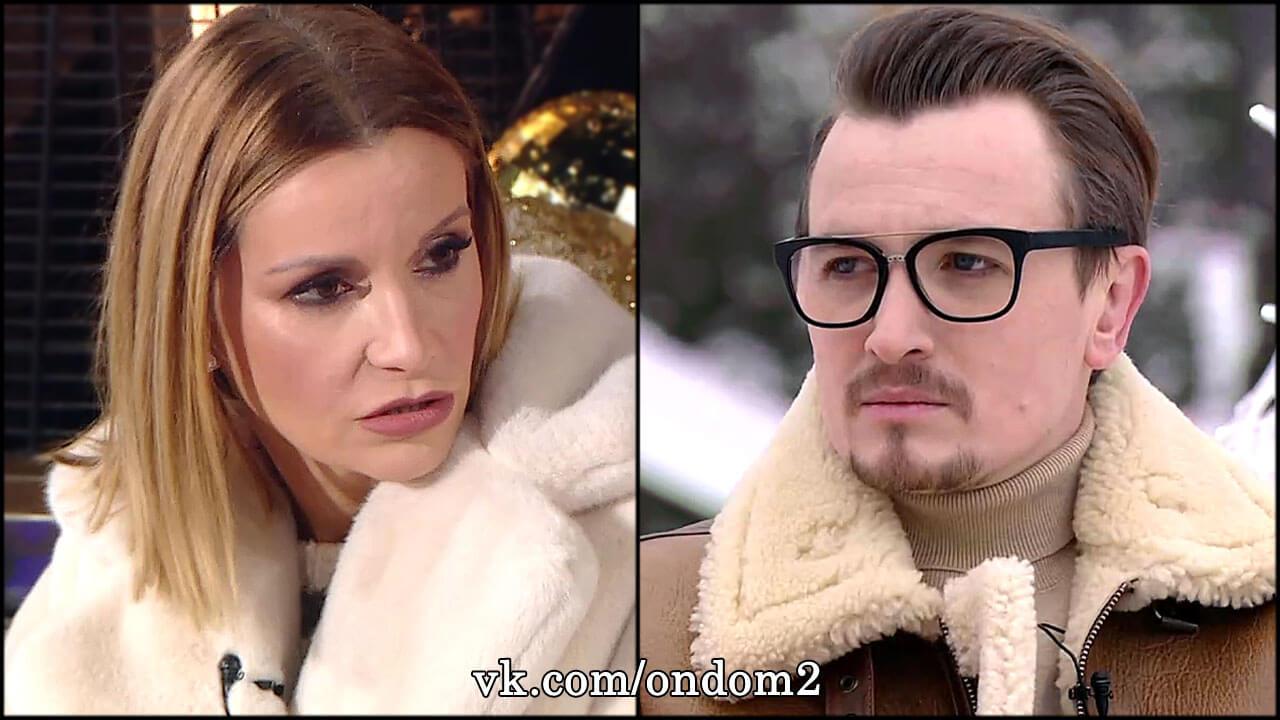 Обиженная Ольга Орлова отомстила бросившему её Владу Кадони