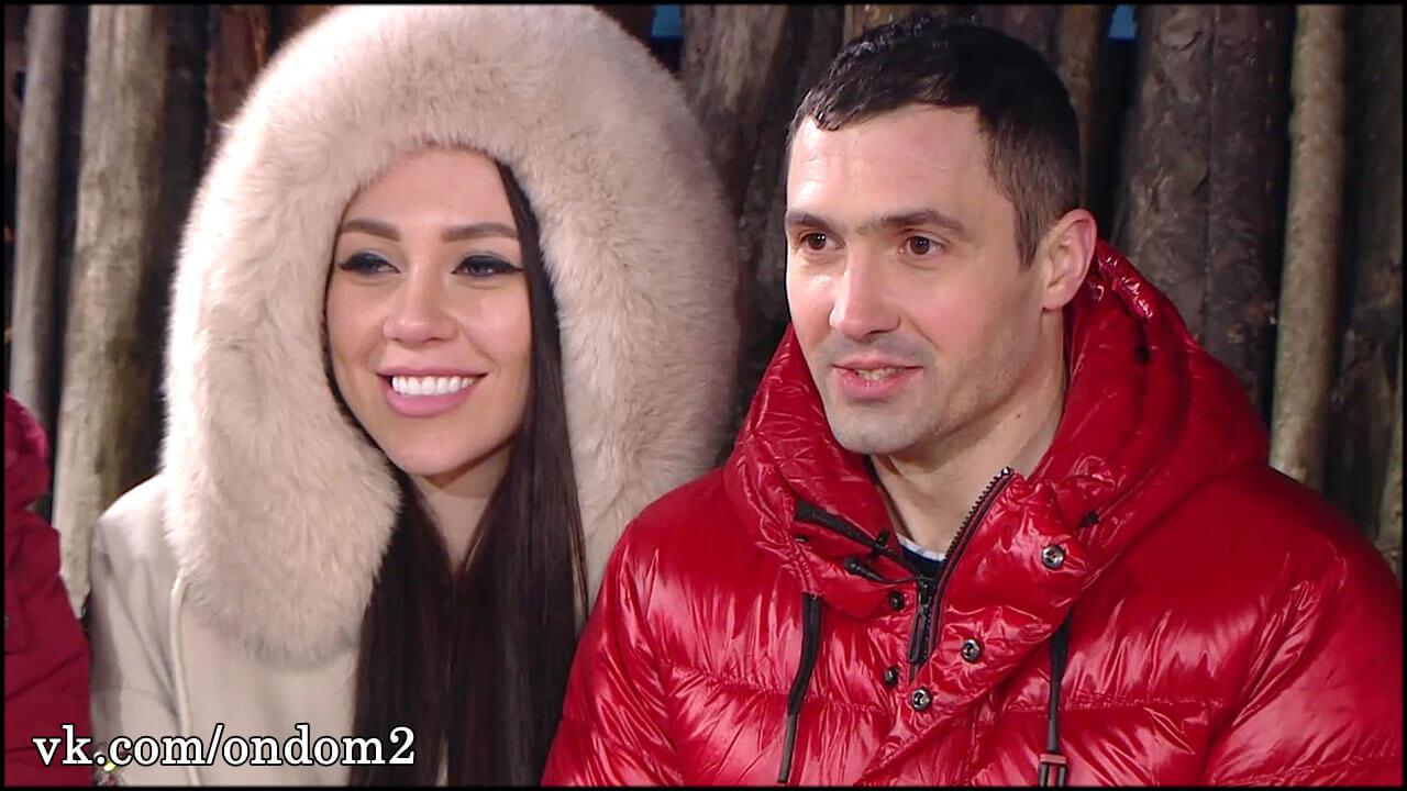 Выложены первые кадры поцелуя Алёны Савкиной и массажиста Дениса + видео
