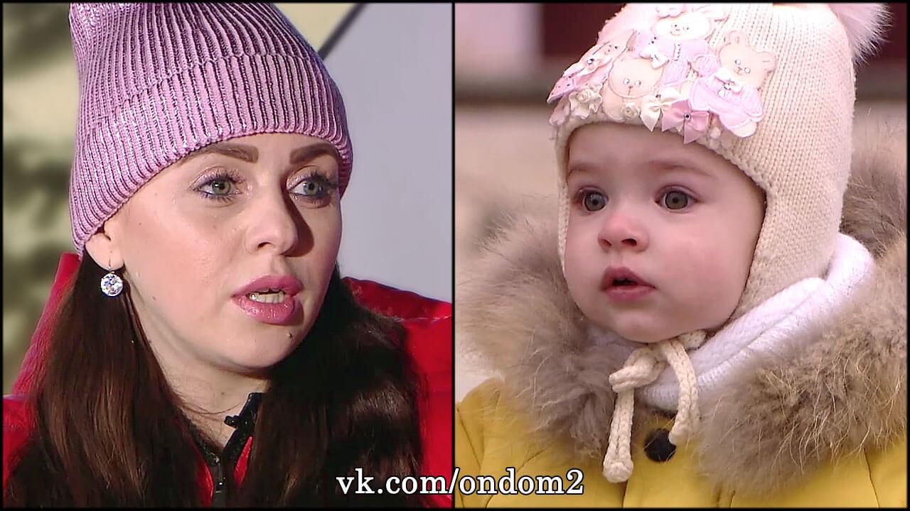 Сеть взорвало видео, где дочь Ольги Рапунцель ругается матом
