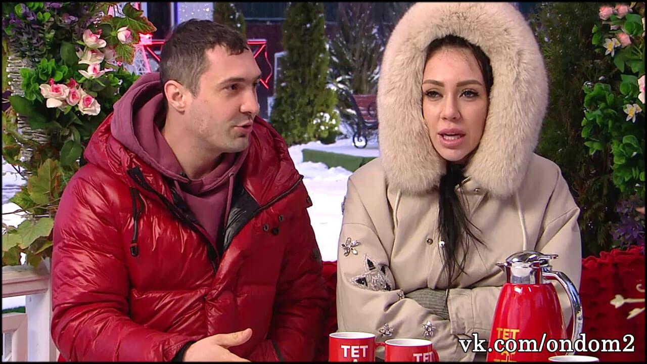 Савкину уже отшил участник, с которым она флиртовала, расставшись с Денисом Мокроусовым + фото