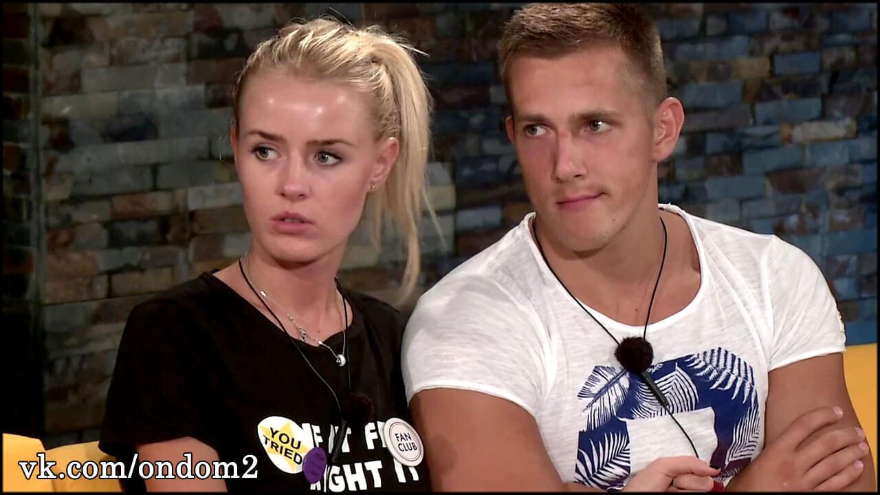 Федя и Лясковец прятались от камер за кулисами, но их засняли на мобильный + видео