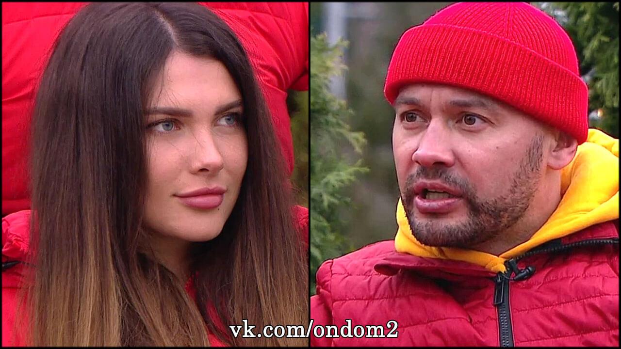 Во время прямого эфира Черкасов проговорился , почему Алесе Семеренко всё можно в доме 2