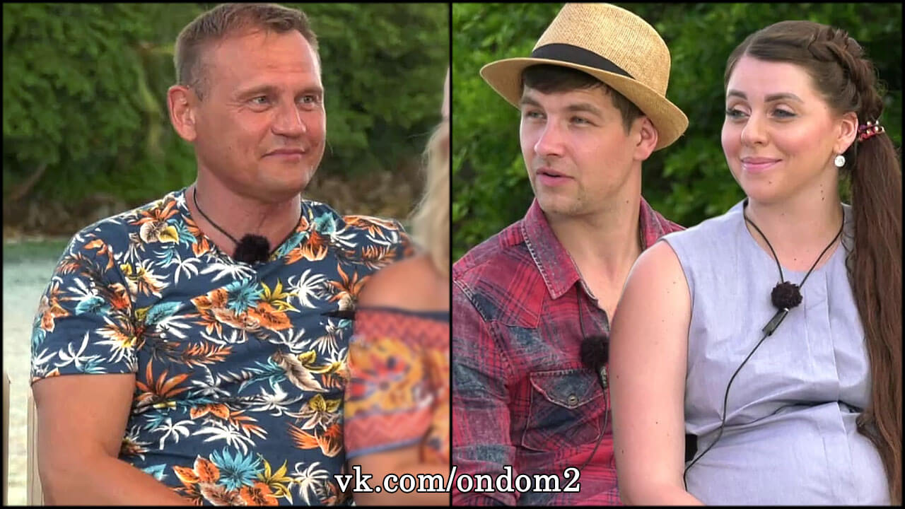 Рапунцель и Дмитренко трясутся за своё место в доме 2, узнав о планах Степана Меньщикова