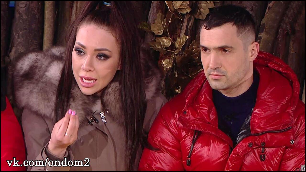 Алёна Савкина разоблачила Дениса Мокроусова, но уже после его ухода из дома 2