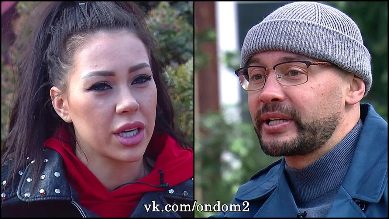 Алёна Савкина засмущалась, когда поняла, кого недавно встретил Андрей Черкасов
