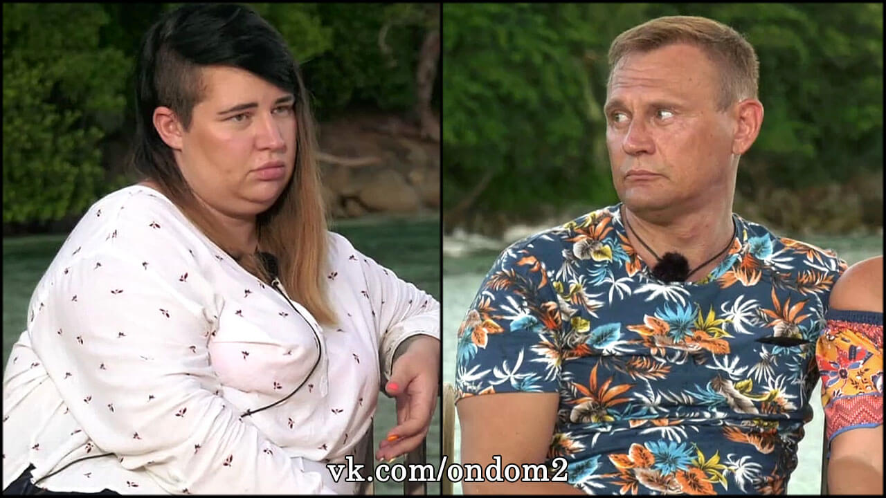 Александра Черно возмутилась, когда Степан Меньщиков озвучил её реальный вес