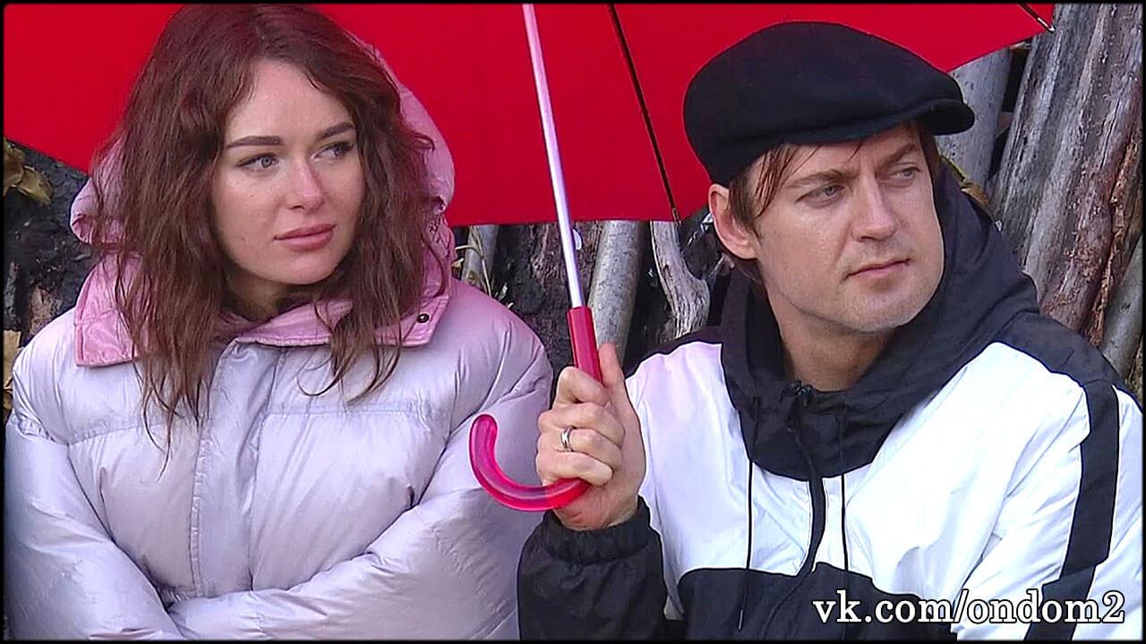 Вскрылось, что на самом деле связывает Андрея Аполлонова и Надин вне проекта