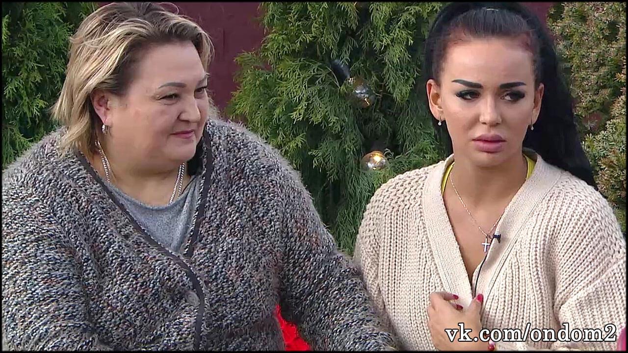 На глазах матери у Анны Левченко случилась дикая истерика + видео