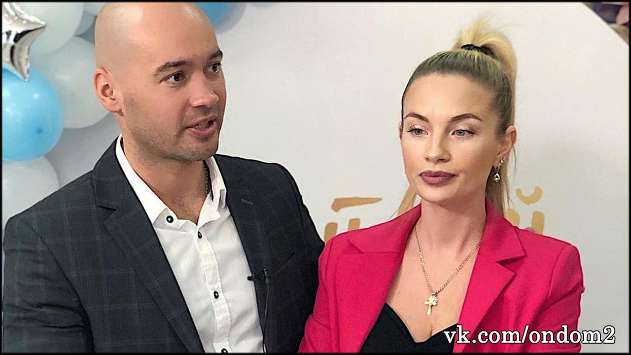Кристина Ослина уже пожалела, что родила от Андрея Черкасова