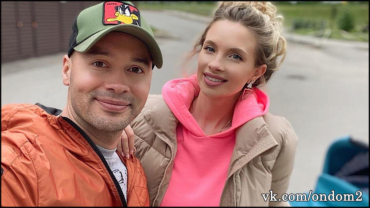 После недовольства Кристины Ослиной Черкасов из последних сил пытается спасти брак + видео