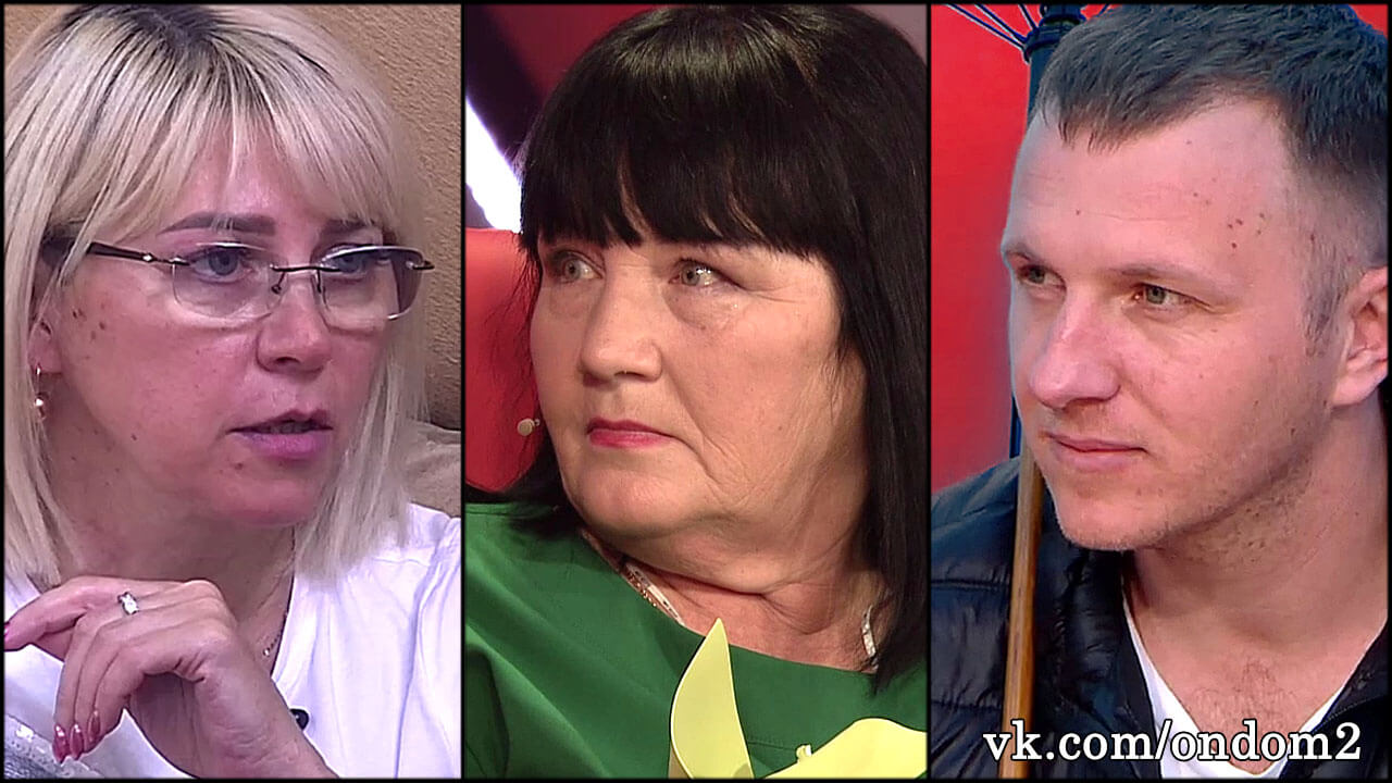 Мать Яббарова готовится к большой войне с Татьяной Рапунцель