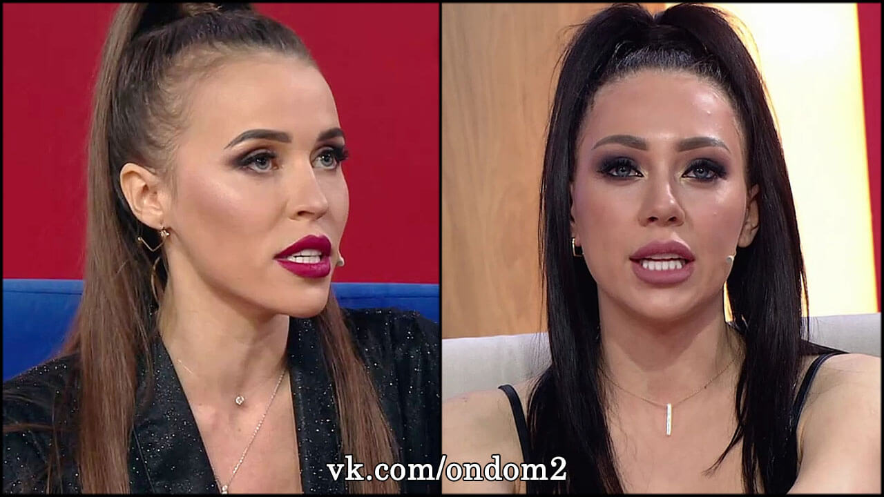 Оказывается, до пластики Алёна Савкина и Таня Строкова были похожи, как две сестры + фото