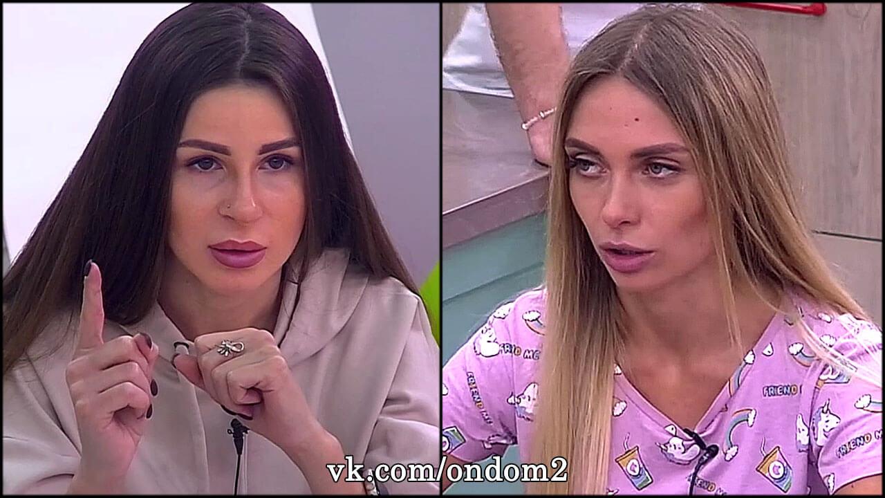 Настя Голд резко ответила по поводу Риты Ларченко