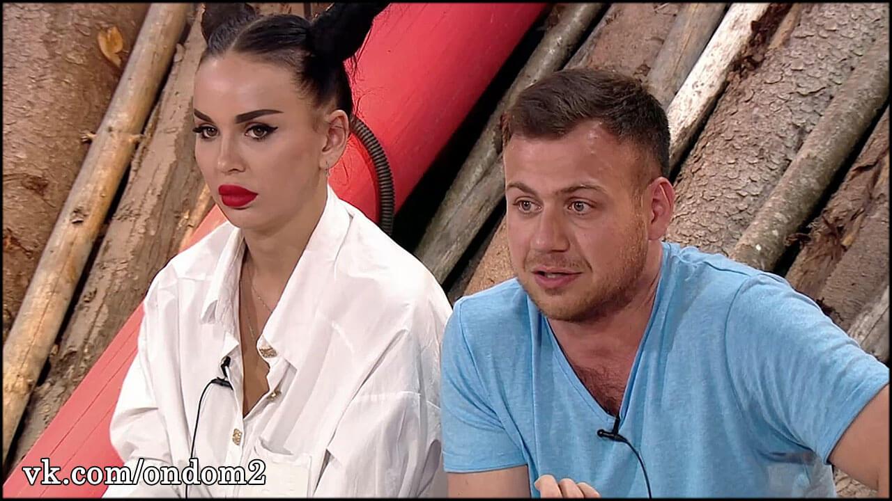 По слухам, Валера собрал вещи и оставил беременную Анну Левченко