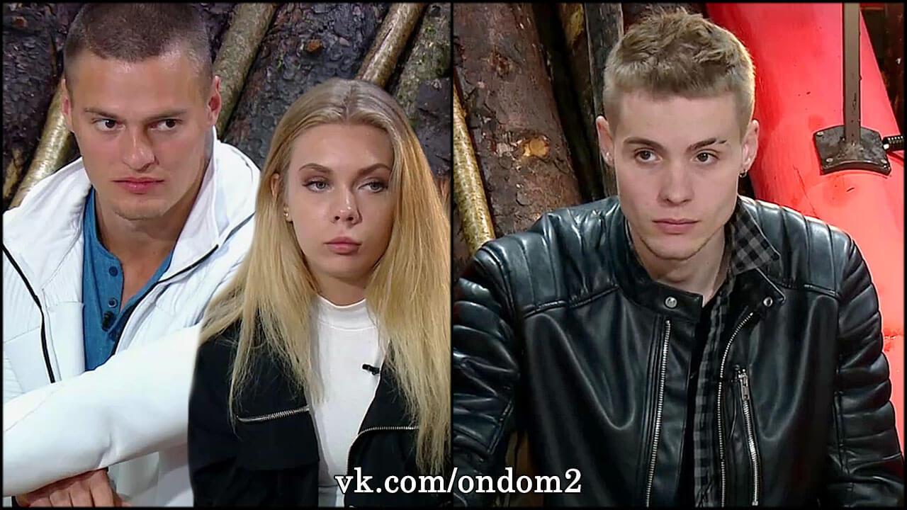Маша отказалась от Бабича и уже клеится к одинокому Максиму Колесникову + видео