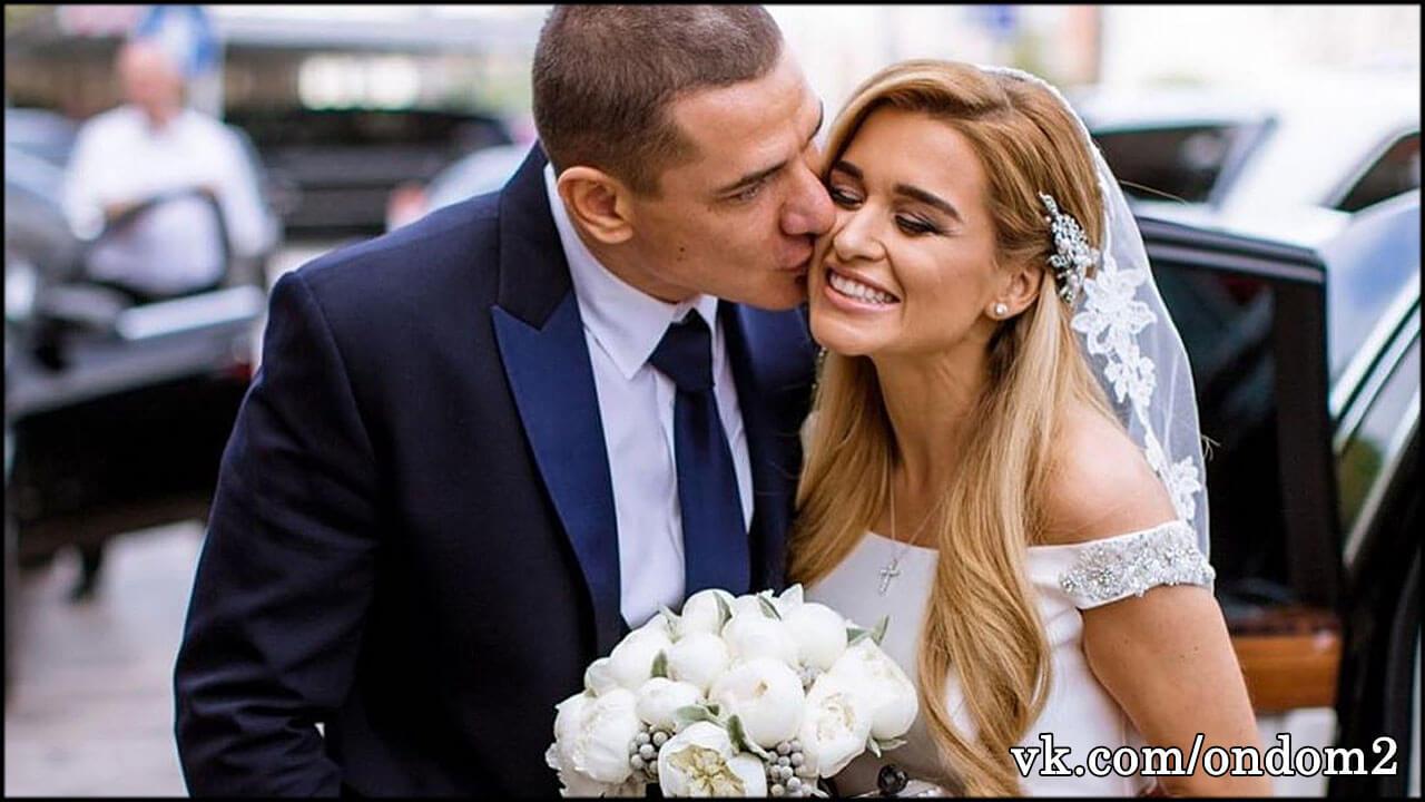 Женщина Курбана Омарова ждёт его развода с Ксенией Бородиной + фото